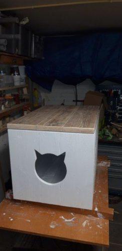 Steigerhout Onbehandeld ca 3x20x250cm photo review