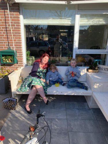 Steigerhout Onbehandeld ca. 30x200x2500mm photo review