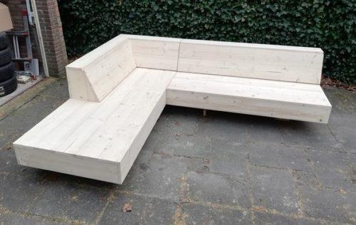 Steigerhout Onbehandeld – 50 Planken - ca. 30x200x2500mm photo review