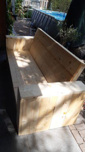 Steigerhout Onbehandeld – 50 Planken - ca. 30x200x2000mm photo review